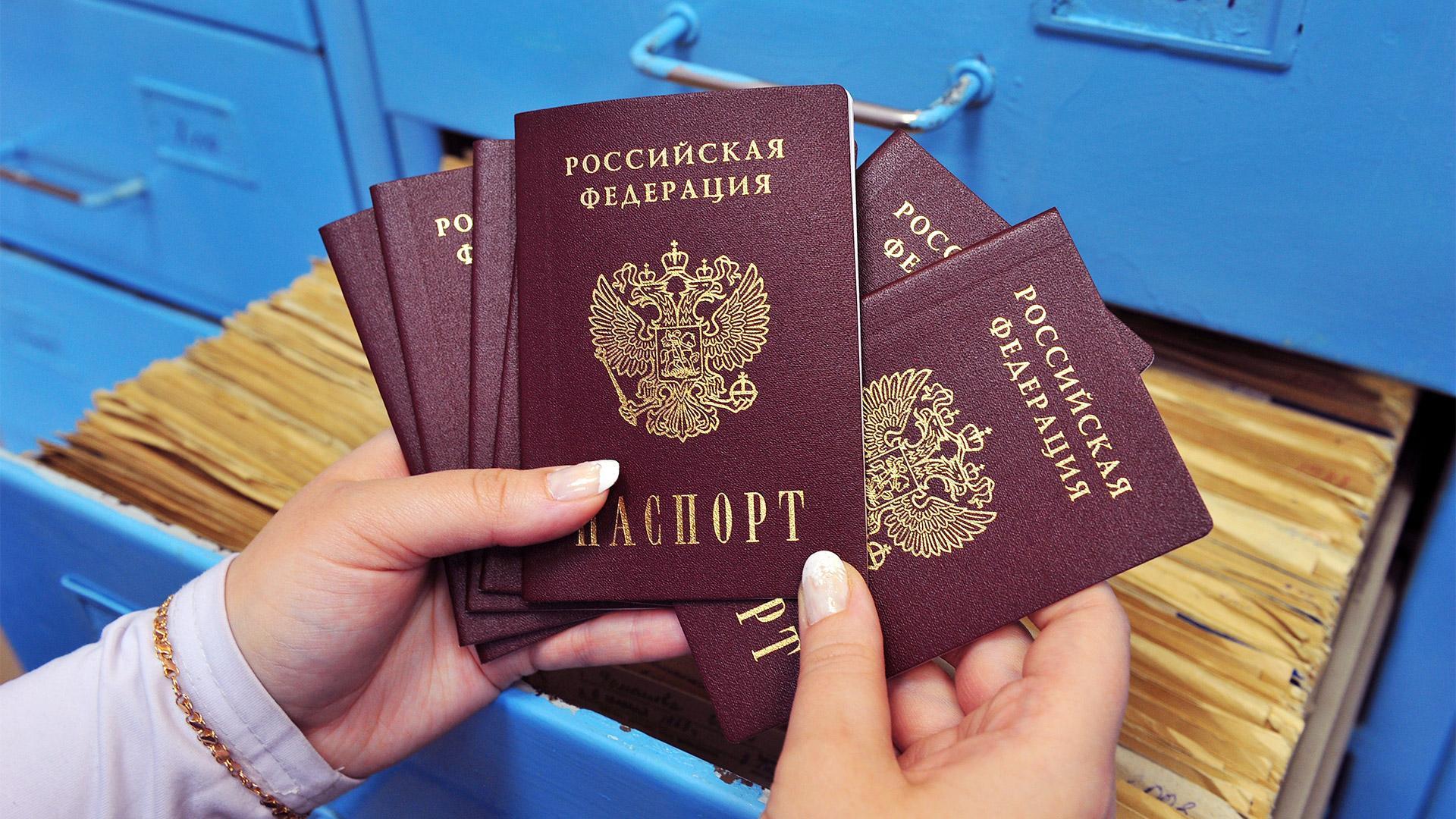 Гражданство РФ для жителей Донбасса: как жителю Донбасса получить российское гражданство