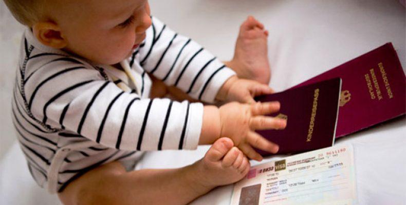 Гражданство детей при изменении гражданства родителей