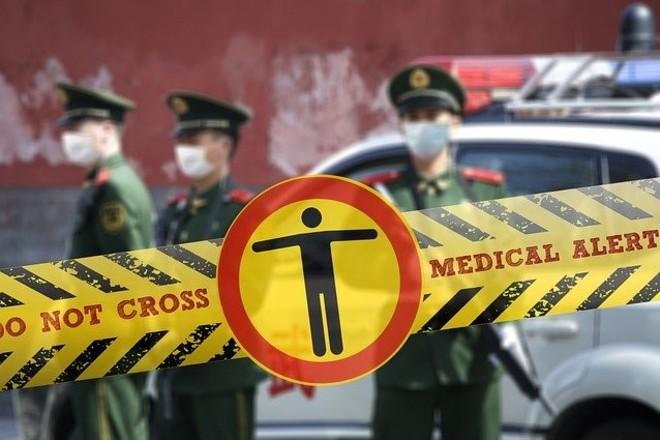 Россия закрыла границы для иностранцев